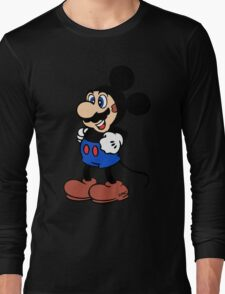 Super Mickey Brother Long Sleeve T-Shirt