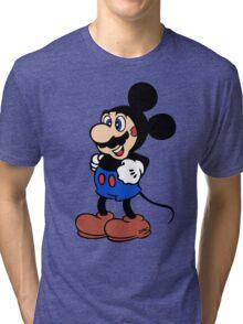 Super Mickey Brother Tri-blend T-Shirt