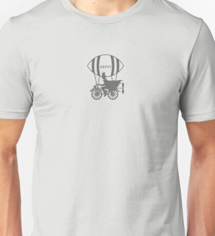 Zeppi - the Air Biker VRS2 T-Shirt