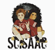 Scisaac by Littleartbot