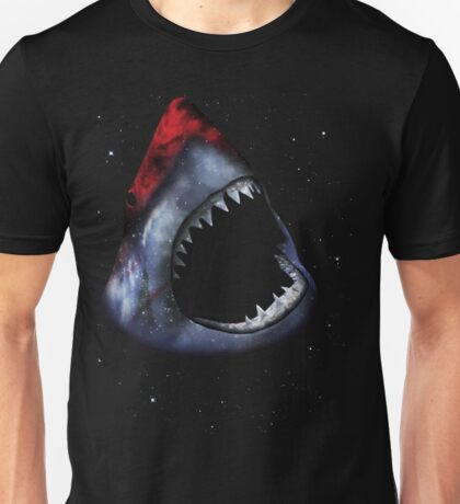 12th Doctor Who Star/Space Shark T-Shirt Ver. 1 Unisex T-Shirt