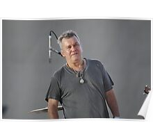 Jimmy Barnes  Australia Day Concert rehearsal 2013 Canberra Poster