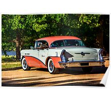 1956 Buick 5 Poster