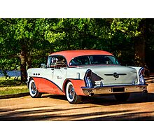 1956 Buick 5 Photographic Print