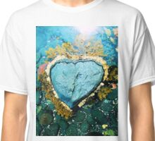 """Heart Stone"" by Justin Lawson Classic T-Shirt"