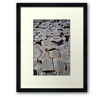 Stepping Stones, 2012 Framed Print