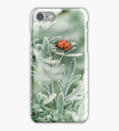 Lady Bug iPhone Case/Skin