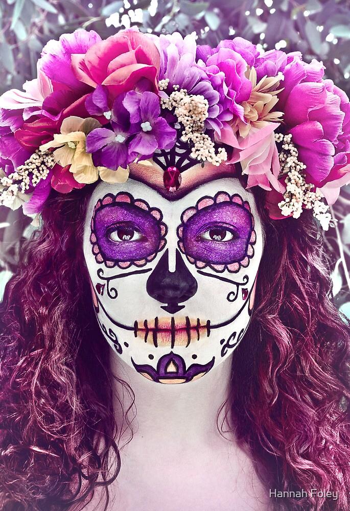 Sugar Skull by Hannah Foley
