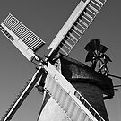 Mill in Eisbergen by Harald Walker