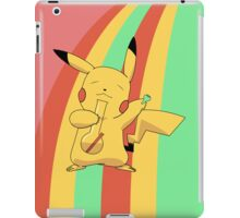 Pikachu Stoned iPad Case/Skin