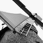 Smock mill Bierde by Harald Walker