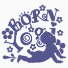 Born Yogi (blue) VRS2 by vivendulies