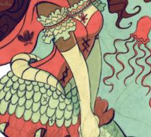 Mermaid Princess Sticker