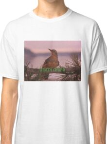 Death Grips Twin Peaks Classic T-Shirt
