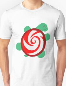Peppermint Turtle Unisex T-Shirt