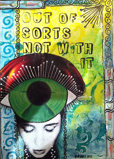 Out of Sorts by Gaby Schrott
