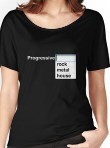 Progressive... Women's Relaxed Fit T-Shirt