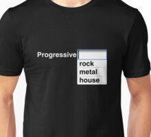 Progressive... Unisex T-Shirt