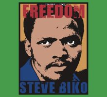 STEVE BIKO-FREEDOM by OTIS PORRITT