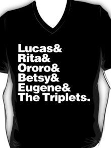 Uncanny Mutant Ninja Squad T-Shirt