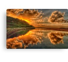 The Blessing - Narrabeen Lakes, Sydney Australia - The HDR Experience Canvas Print