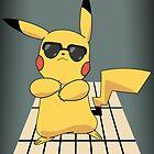 Pika Gangnam Style by Studio Momo╰༼ ಠ益ಠ ༽