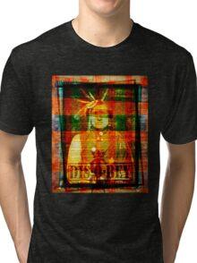 DIS•O•BEY Tri-blend T-Shirt