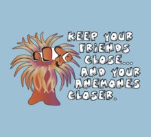Keep your friends close, and your anemones closer by digerati