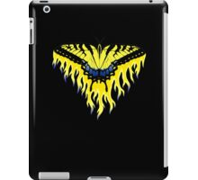 Flaming Swallowtail Butterfly iPad Case/Skin