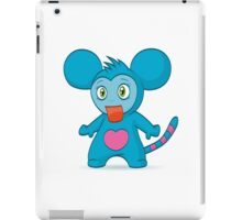 Cartoon chibi fantasy monster iPad Case/Skin