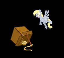 Derpy Muffin Trap by Trony13