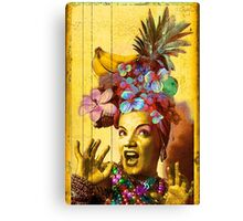 Tropical Miranda Canvas Print