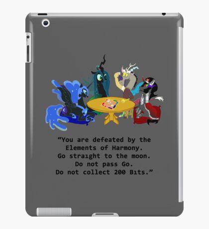 Villains at Play iPad Case/Skin
