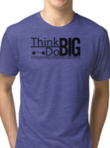 Inspiration Motivation Quotes Workout Tri-blend T-Shirt