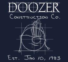 Doozer Construction Co. Kids Tee