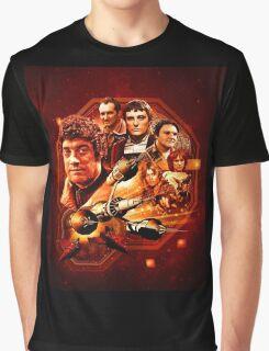 Blake's 7 Series 1 Montage Graphic T-Shirt