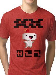 Cryptic Unlock Tri-blend T-Shirt