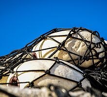 Netted Floats by Marian Grayson