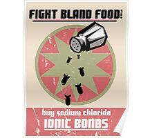 Ionic Bonds! Poster