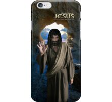 Jesus: Believe and be healed (iPhone/iPod Case) iPhone Case/Skin