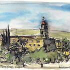 Toplou Monastery by Kostas Koutsoukanidis