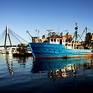 Sydney Fishing Trawler by David Haworth