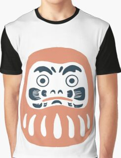 Daruma  Graphic T-Shirt