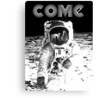 Come back to the Moon Canvas Print