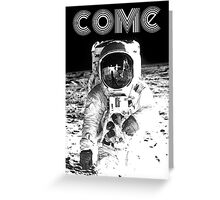 Come back to the Moon Greeting Card