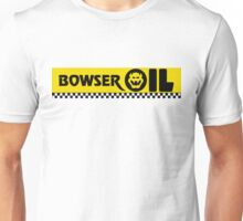 Mario Kart 8 Boswer Oil Unisex T-Shirt