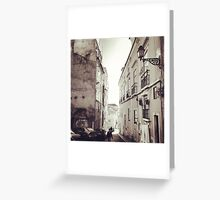 Lisbon Urban Greeting Card