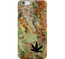 Cannabis Macro - iPhone Case iPhone Case/Skin