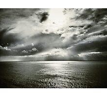 Lisbon CoastLine Photographic Print