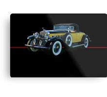 1929 Cadillac Convertible Coupe Metal Print